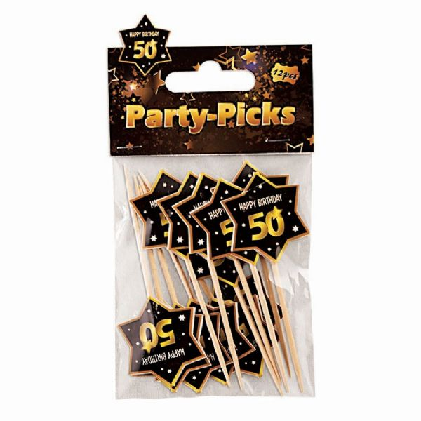 50th Birthday Party Picks